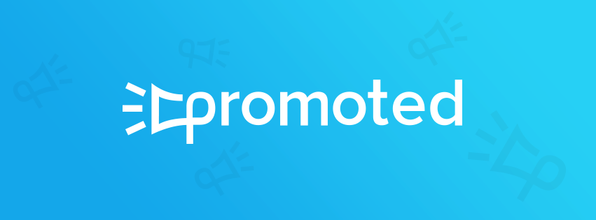 Promoted - More content, less ads